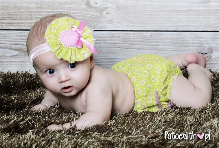 Zdjęcia niemowląt  Kraków