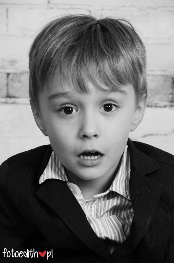 portret dziecka kraków