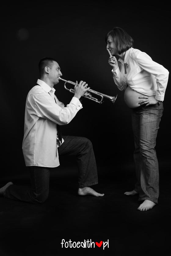 zdjęcia ciążowe Kraków