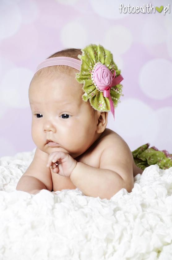 fotograf sesje niemowląt