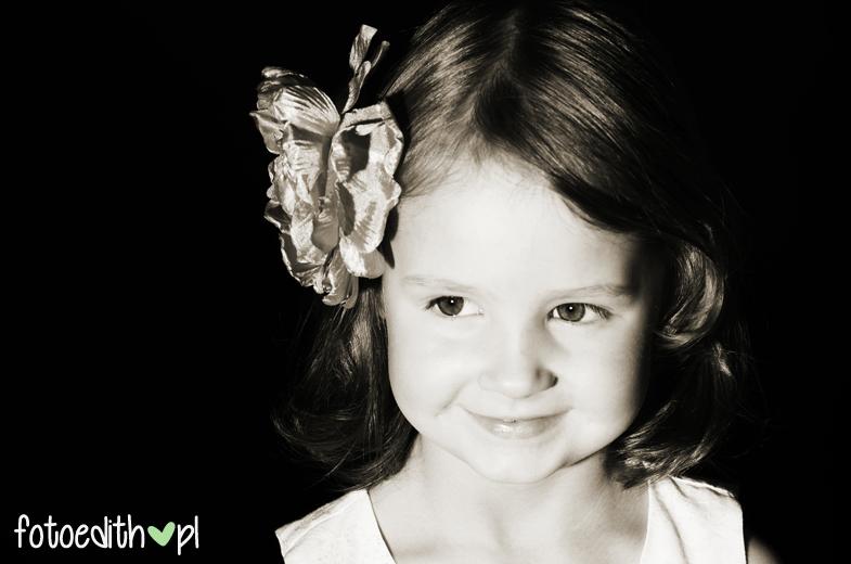 portret dziecięcy fotograf Kraków