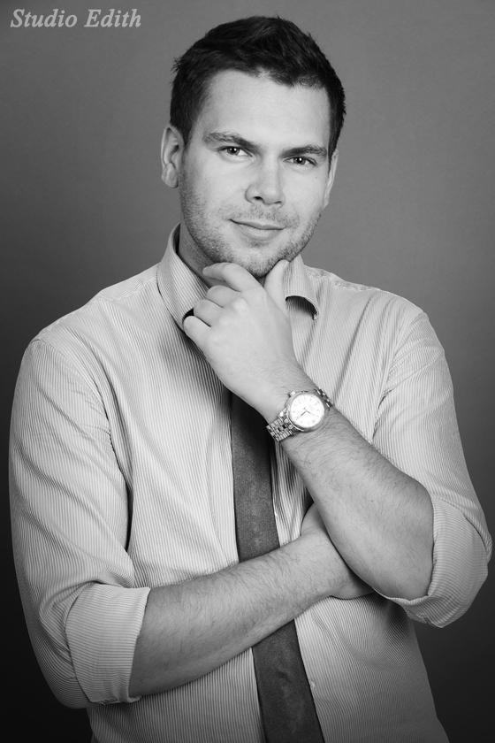 sesja portretowa biznesowa Krakó