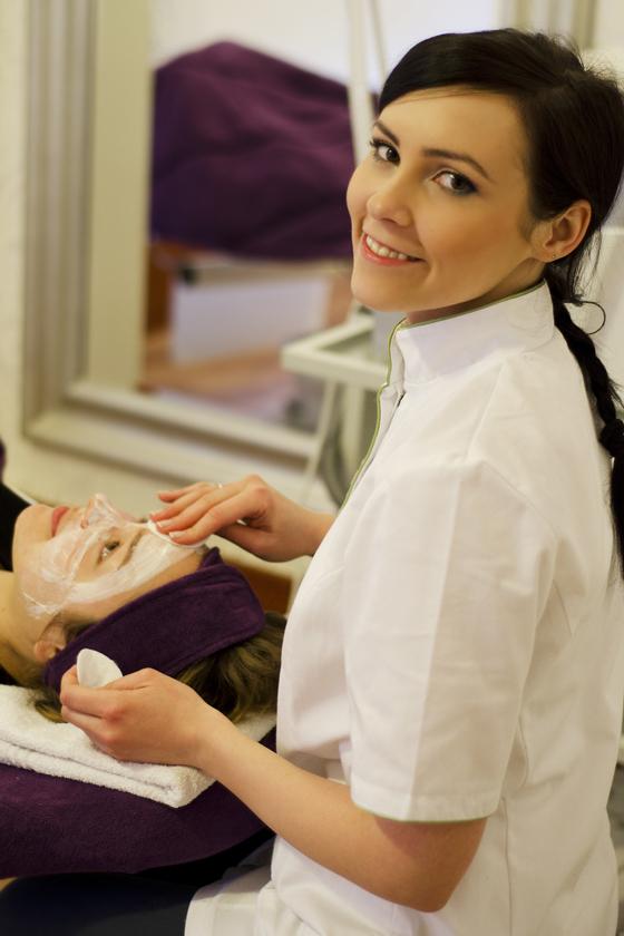 zdjęcia reklamowe gabinetu kosmetycznego