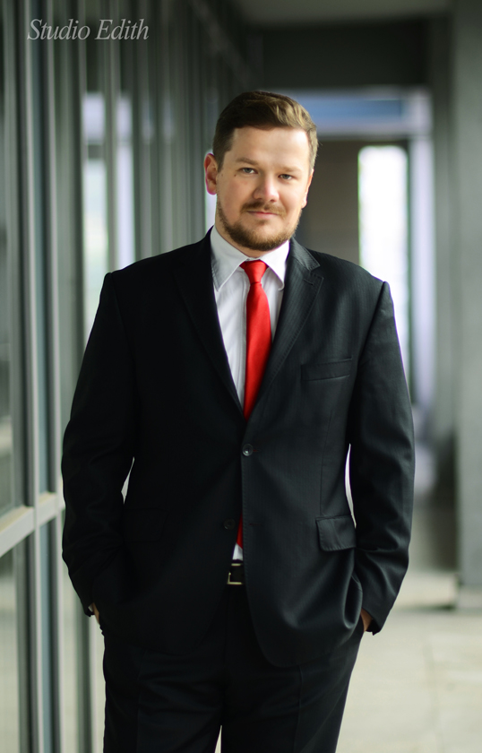 plener biznes Kraków sesja