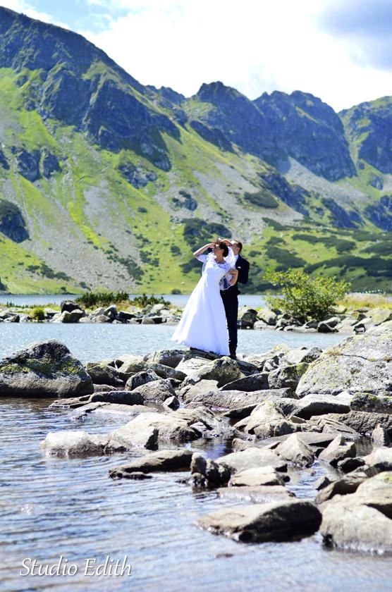 fotograf ślubny Tatry