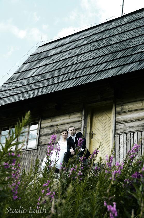 zdjęcia ślubne w dolinie pięciu stawów