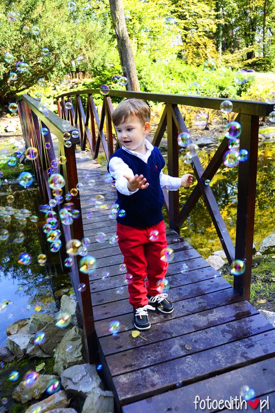 zdjęcia w ogrodzie botanicznym Kraków