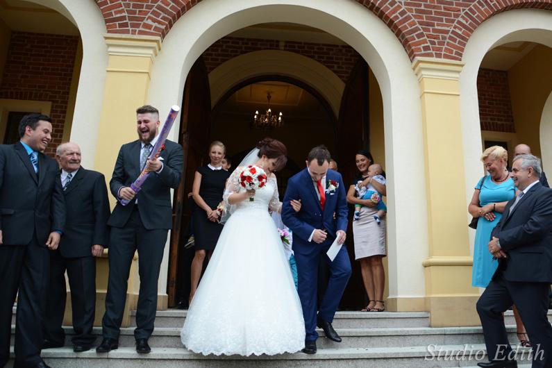 zdjęcia ślubne Kraków tanio