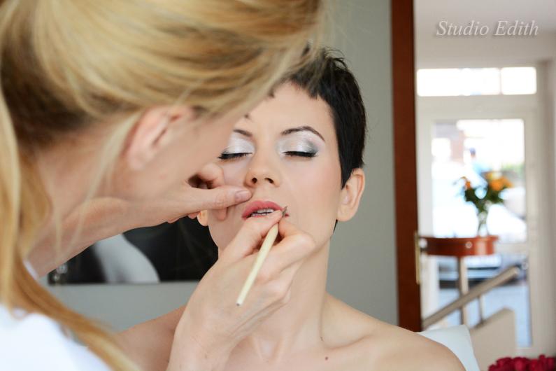 Przygotowania do ślubu sesja